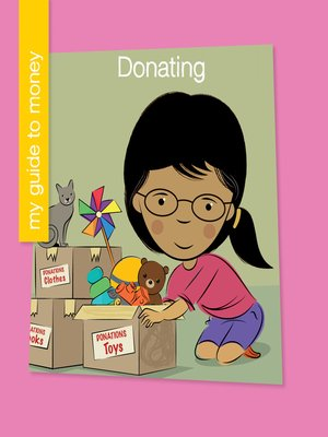cover image of Donating