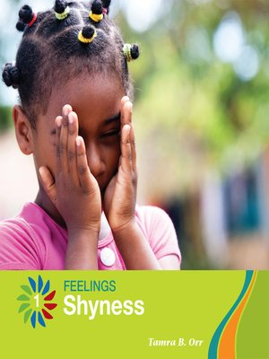cover image of Shyness