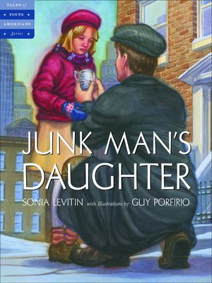 cover image of Junkman's Daughter