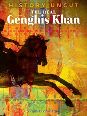 cover image of The Real Genghis Khan