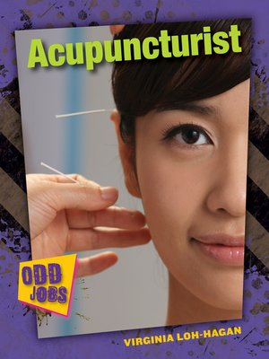 cover image of Acupuncturist