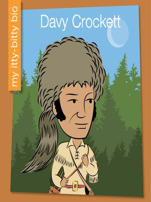 cover image of Davy Crockett