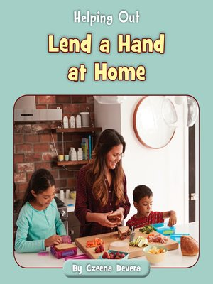 cover image of Lend a Hand at Home