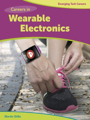 cover image of Careers in Wearable Electronics