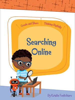 cover image of Searching Online