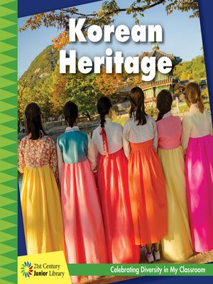cover image of Korean Heritage