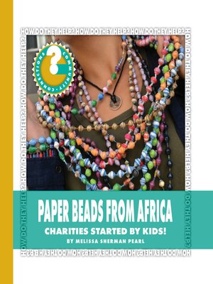 cover image of Paper Beads from Africa