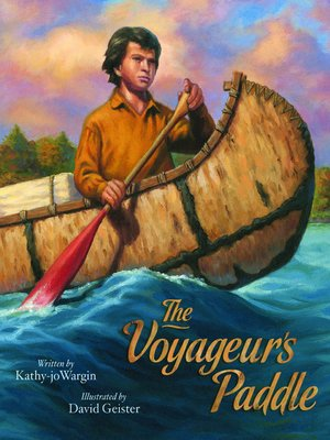 cover image of The Voyageur's Paddle