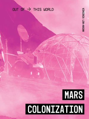 cover image of Mars Colonization