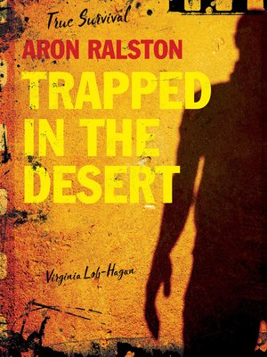 cover image of Aron Ralston