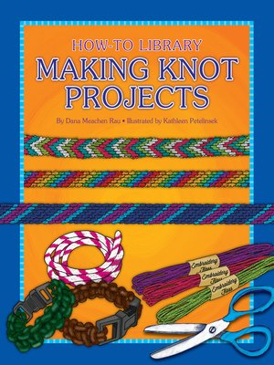 cover image of Making Knot Projects
