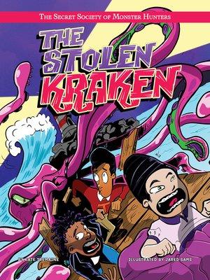 cover image of The Stolen Kraken
