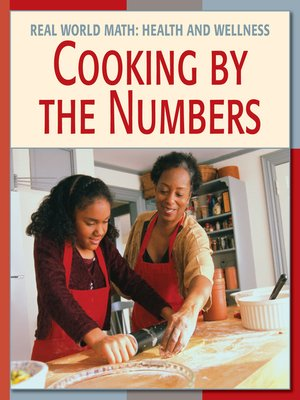 cover image of Cooking by the Numbers