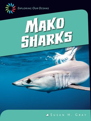 cover image of Mako Sharks