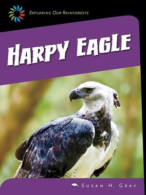 cover image of Harpy Eagle