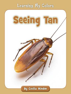 cover image of Seeing Tan