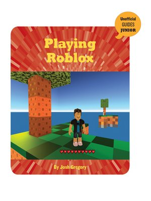 cover image of Playing Roblox