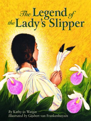 cover image of The Legend of the Lady's Slipper