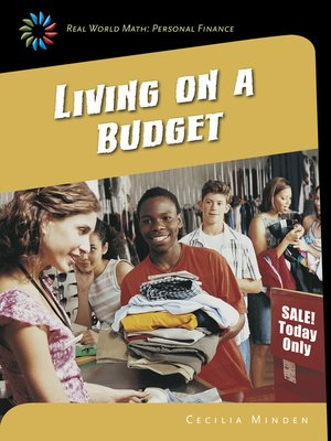 cover image of Living on a Budget