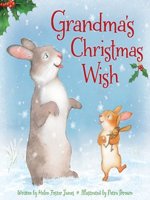 cover image of Grandma's Christmas Wish