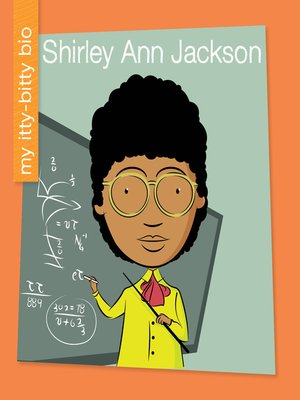 cover image of Shirley Ann Jackson