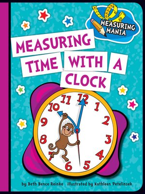 cover image of Measuring Time with a Clock