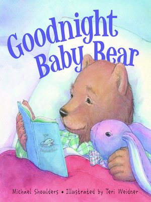 cover image of Goodnight Baby Bear