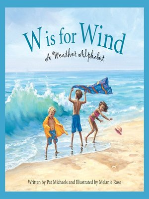 cover image of W is for Wind