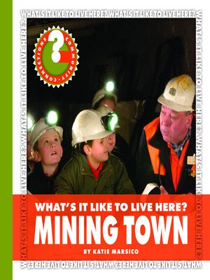 cover image of What's It Like to Live Here? Mining Town