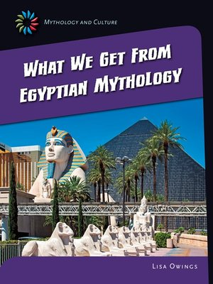 cover image of What We Get From Eqyptian Mythology