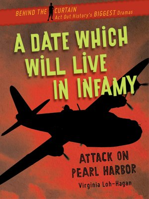 cover image of A Date Which Will Live in Infamy