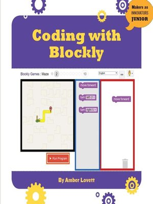 cover image of Coding With Blockly