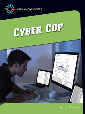 cover image of Cyber Cop