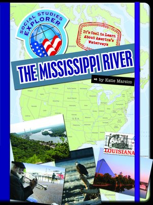 cover image of The Mississippi River