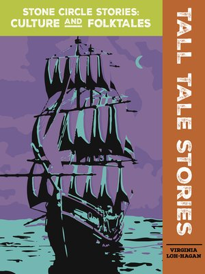 cover image of Tall Tale Stories