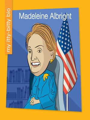 cover image of Madeleine Albright