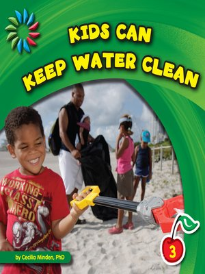 cover image of Kids Can Keep Water Clean