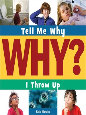 cover image of I Throw Up