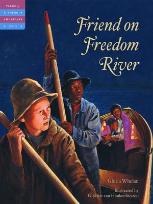 cover image of Friend on Freedom River