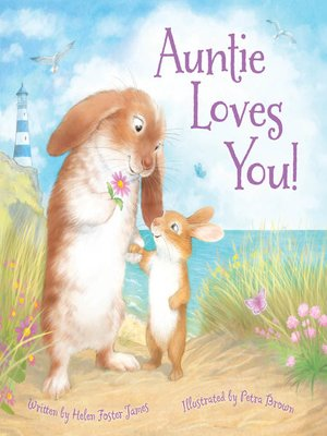cover image of Auntie Loves You!