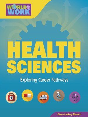 cover image of Health Sciences
