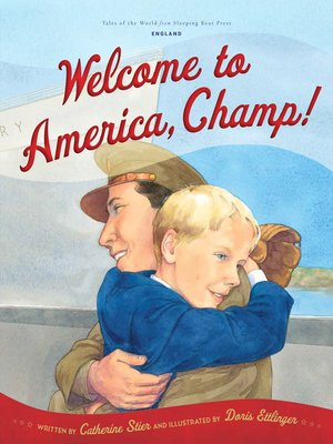 cover image of Welcome to America, Champ