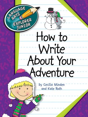 cover image of How to Write About Your Adventure