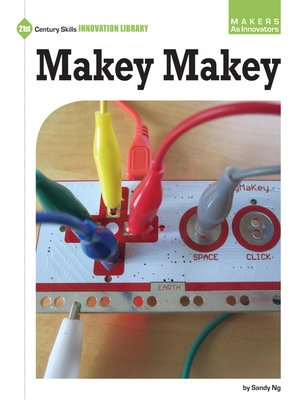 cover image of Makey Makey
