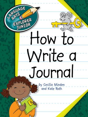 cover image of How to Write a Journal