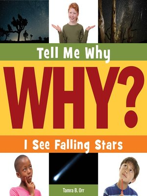 cover image of I See Falling Stars