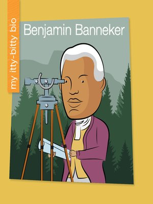cover image of Benjamin Banneker