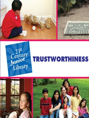 cover image of Trustworthiness