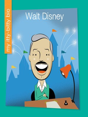 cover image of Walt Disney