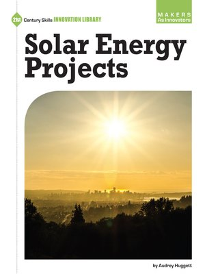 cover image of Solar Energy Projects